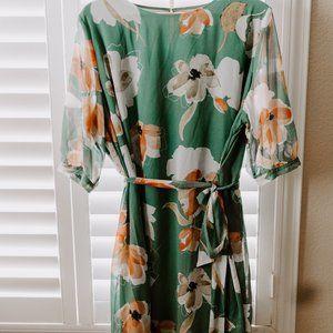 Ava & Viv Floral Dress
